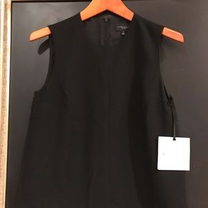 NWT Victoria Beckham for target black zip back